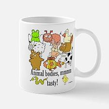 Cute Pig and chick Mug