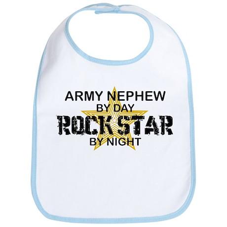 ARMY Nephew Rock Star Bib