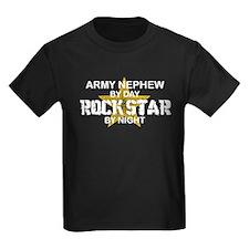 ARMY Nephew Rock Star T