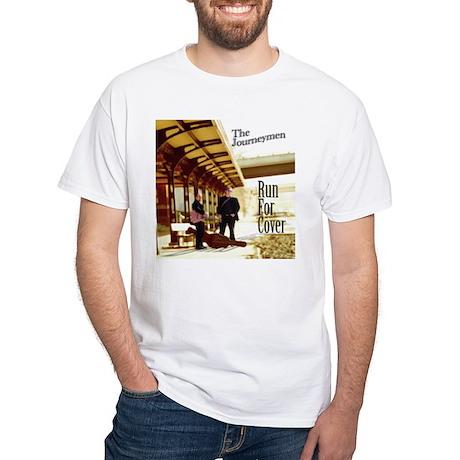 Journeymen White T-Shirt