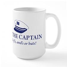 I'm the Captain 2 Mug