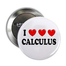 "Calculus 2.25"" Button (10 pack)"