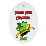 Trailer Park Christmas Ornament 2005