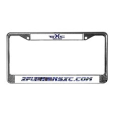 SXC For the Boyz License Plate Frame