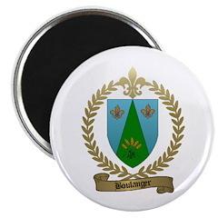 BOULANGER Family Crest Magnet