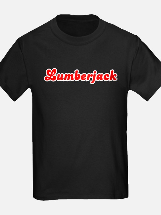 Retro Lumberjack (Red) T