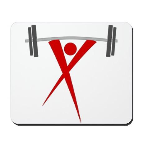 X-Man HWC Logo Mousepad