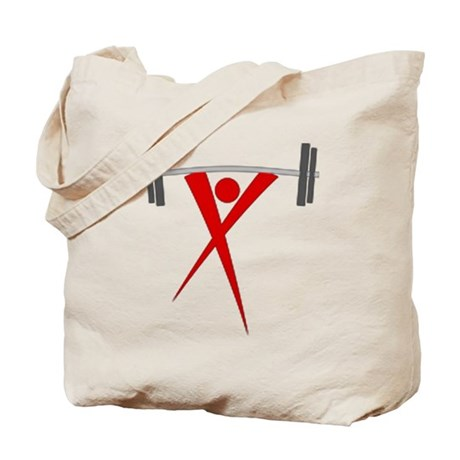 X-Man HWC Logo Tote Bag