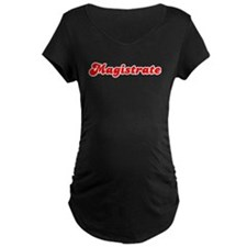Retro Magistrate (Red) T-Shirt