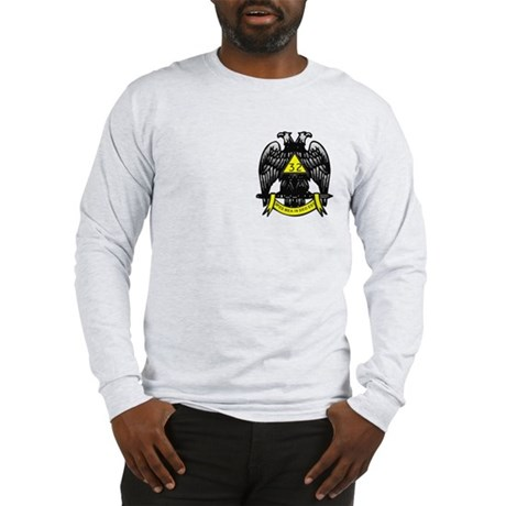 Scottish Rite 32nd Degree Long Sleeve T-Shirt