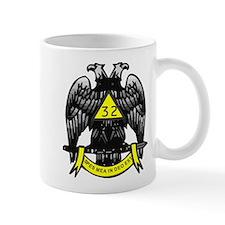 Scottish Rite 32nd Degree Mug