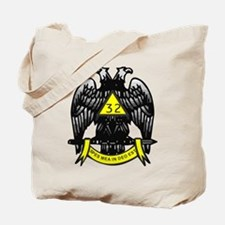 Scottish Rite 32nd Degree Tote Bag