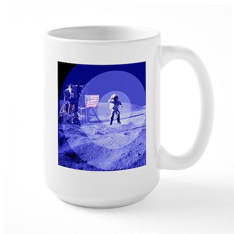 Blue Moon Large Mug