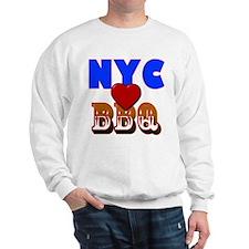 NYC loves BBQ Sweatshirt