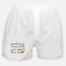 Making Memories Boxer Shorts