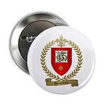 BOURBEAU Family Crest Button