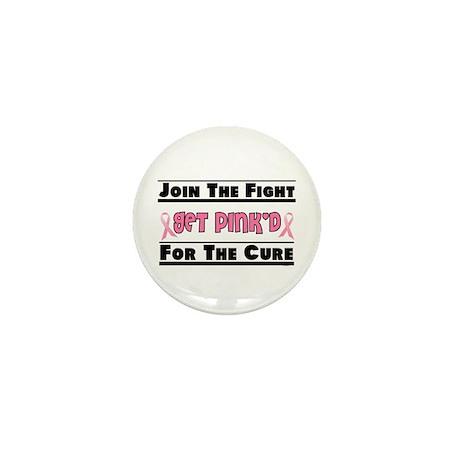 Get Pink'd 4 Mini Button (100 pack)