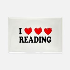 Reading Rectangle Magnet