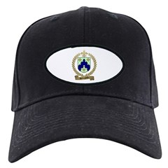 BOURGEOIS Family Crest Baseball Hat