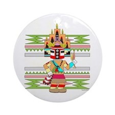 KACHINA Ornament (Round)