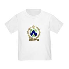 BOURGEOIS Family Crest T