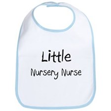 Little Nursery Nurse Bib