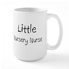 Little Nursery Nurse Large Mug