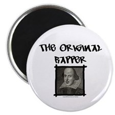 Funny Shakespeare geek Magnet