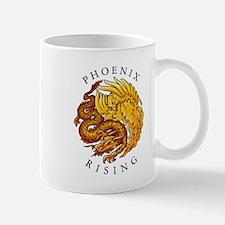 Funny Rising phoenix Mug