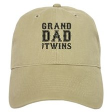 Granddad of Twins Baseball Cap