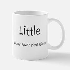 Little Nuclear Power Plant Worker Mug
