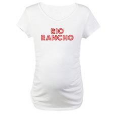 Retro Rio Rancho (Red) Shirt