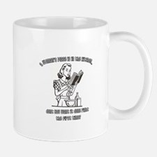 Unique Domestic goddess Mug