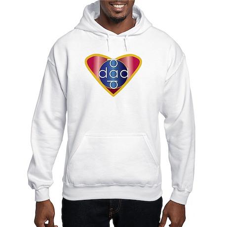 DADDY'S Hooded Super Love Sweatshirt