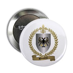 BOUTIN Family Crest Button
