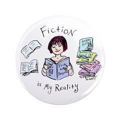 """Fiction 3.5"""" Button"""
