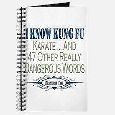 Kung Fu Journal