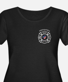 Fire Fighter Wife T