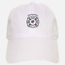 Fire Fighter Wife Baseball Baseball Cap