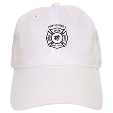 Fire Fighter Wife Baseball Cap
