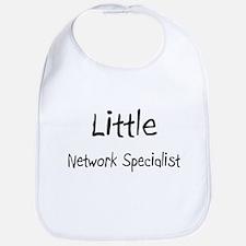 Little Network Specialist Bib