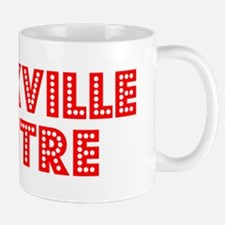 Retro Rockville Ce.. (Red) Mug