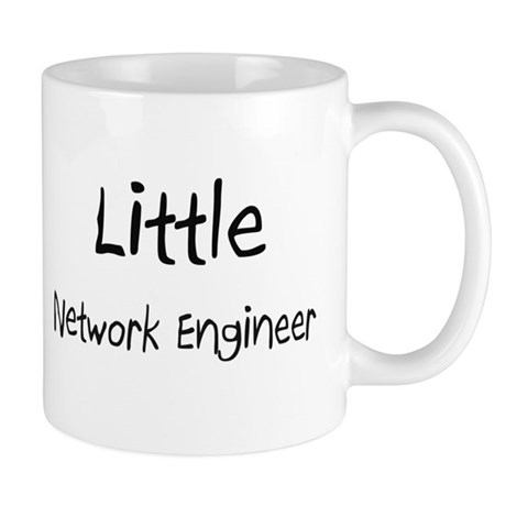 Little Network Engineer Mug