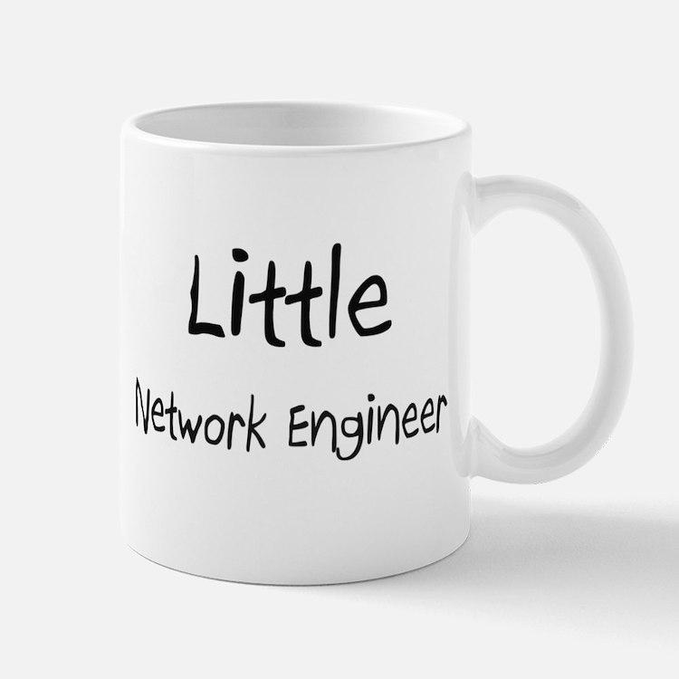 Little Network Engineer Mug