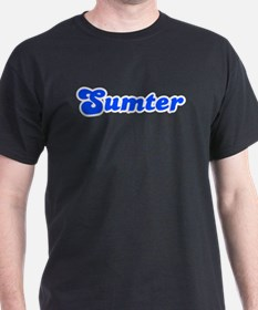 Retro Sumter (Blue) T-Shirt