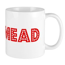 Retro Rosemead (Red) Mug