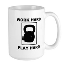 Heavy Kettlebell Coffee Mug
