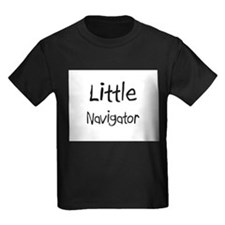 Little Navigator Kids Dark T-Shirt
