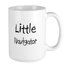 Little Navigator Large Mug