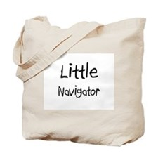 Little Navigator Tote Bag